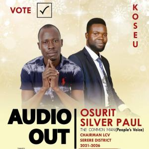 Osurit Paul for Serere District