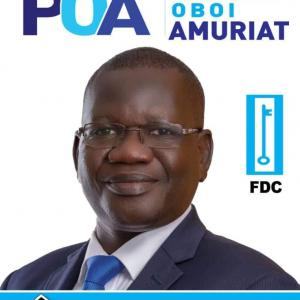 Patrick Oboi Amuriat (POA)